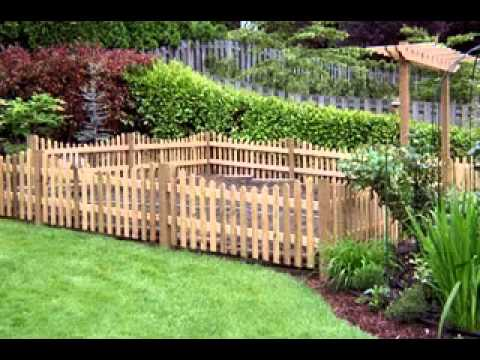 Benefits Of Garden Fence Ideas