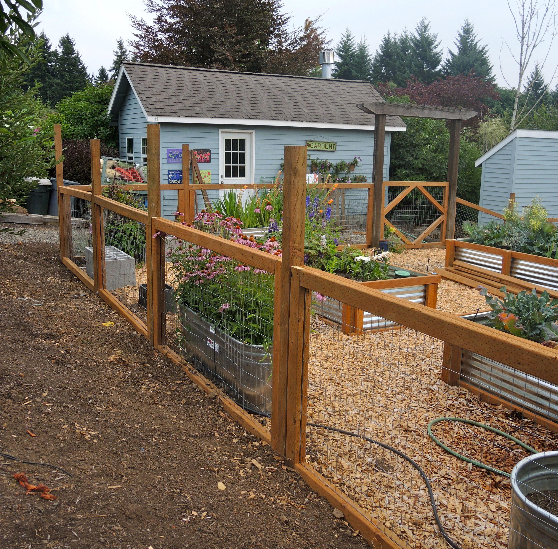 garden fencing ideas garden fence ideas ACREZMG