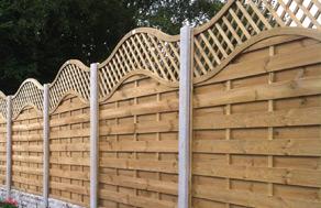 garden fencing panels garden fencing QXBCJSD