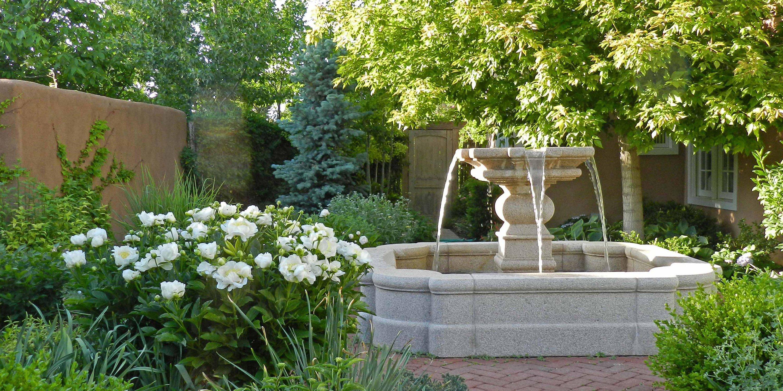 garden fountains garden LGWUQUN