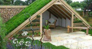 garden huts exceptional garden hut with grren roof and growing walls DENXTHC
