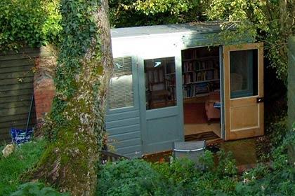 garden huts RCNHKZN