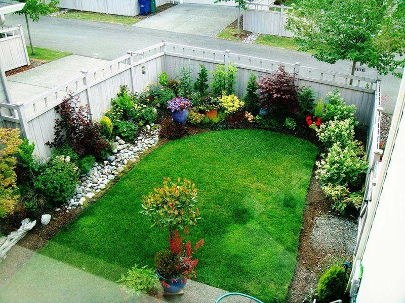 garden landscape design small yard landscaping design more FGTFPJR