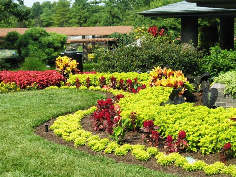 garden landscape lawn, landscape u0026 garden design ZTMJSPJ