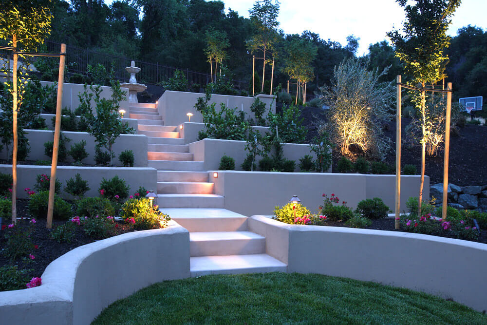 garden landscaping ideas 60 outdoor garden u0026 landscaping step ideas RJJEHAI