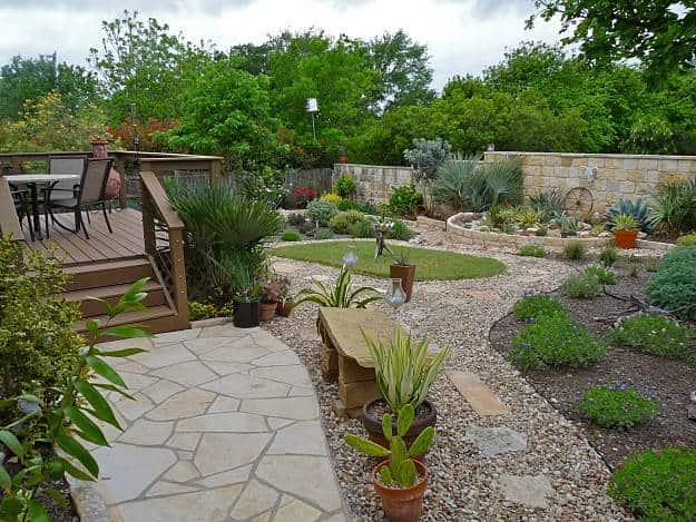 garden landscaping ideas southwest backyard garden landscape   inspiring backyard garden design and landscape JILYYTQ
