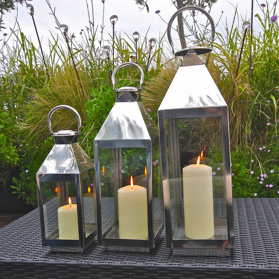 garden lanterns st ives hurricane garden lantern by london garden trading |  notonthehighstreet.com PRYXCWT