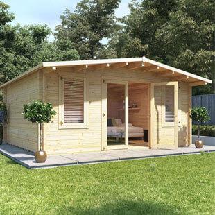 garden log cabins for sale   billyoh BYVXZBG