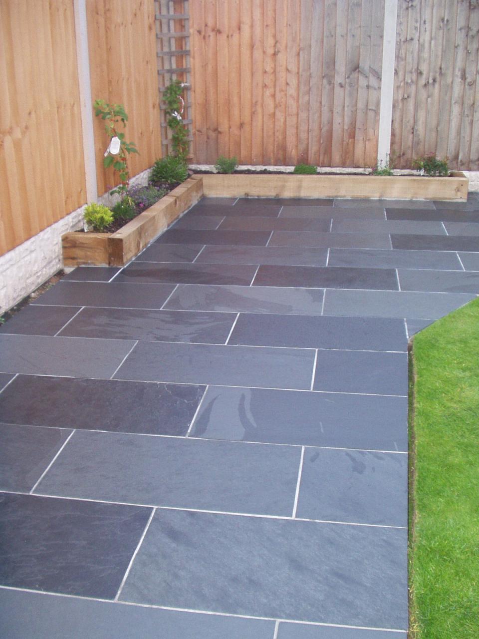 garden paving slabs grey paving slabs garden UBJFRUB