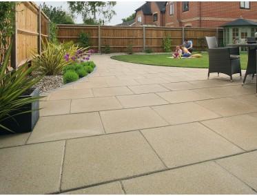 garden paving slabs marshalls perfecta smooth garden paving IOPBCLD