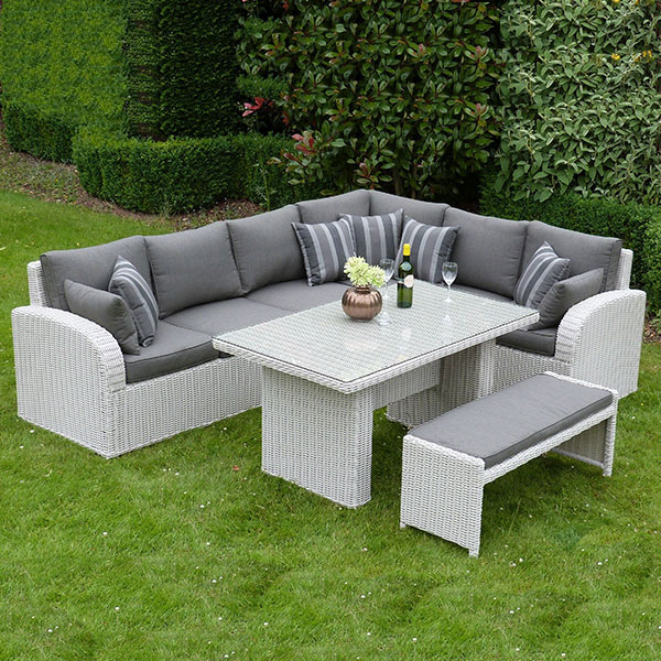 garden set rattan garden furniture IVADLQE