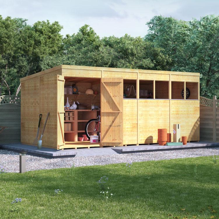 garden sheds wooden sheds | pent sheds | billyoh expert tongue u0026 groove pent OZFPOHH