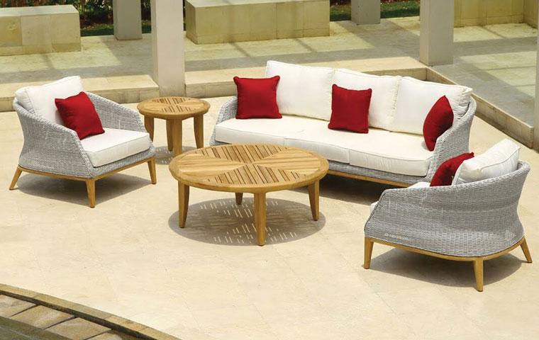 garden sofas SLJGPXK