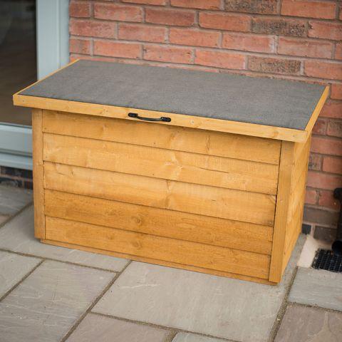 garden storage boxes 4x2 dip treated garden storage box XNLJIJJ