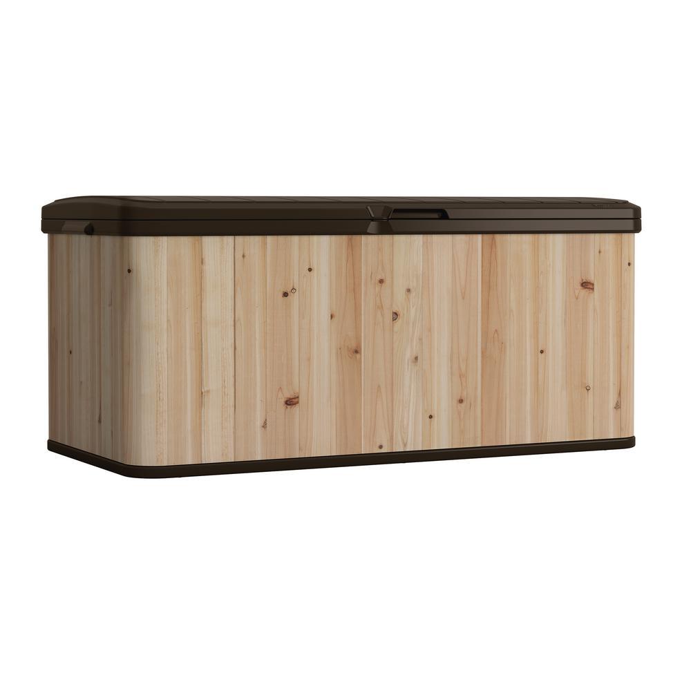 garden storage boxes extra large deck box NDYUFWC
