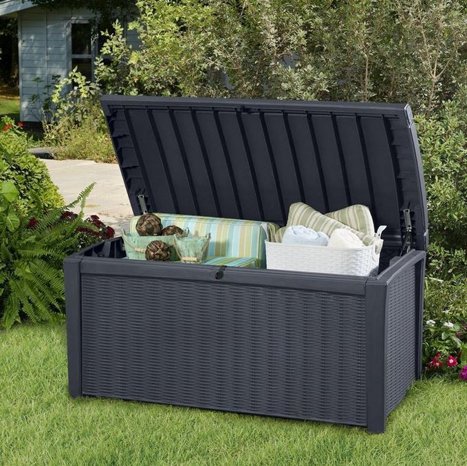 garden storage boxes here is a high quality box that has excellent features, such as VRKCANP
