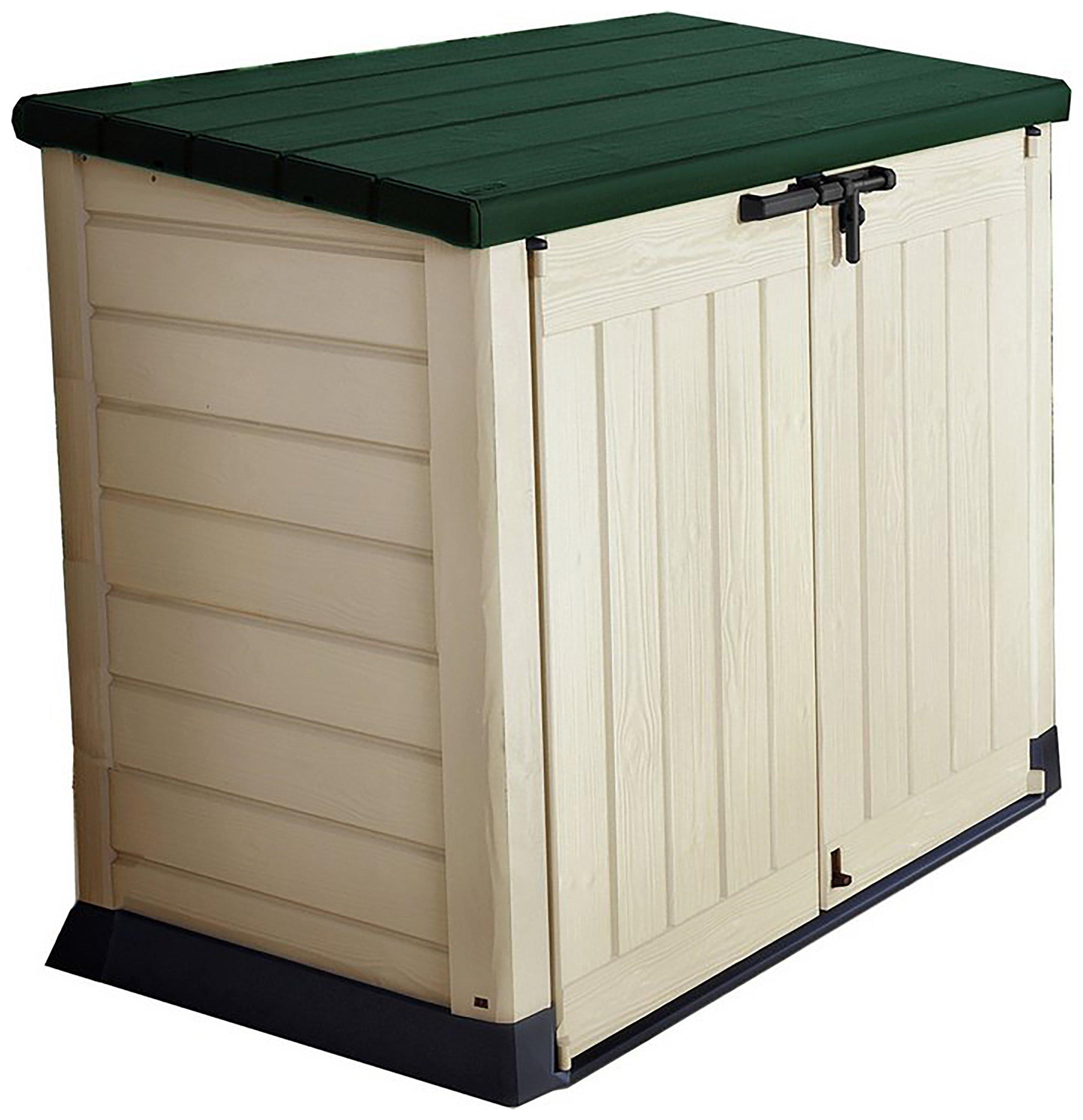 Key Tips In Garden Storage Boxes