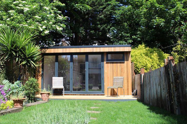 garden studio in london VPKRNZL