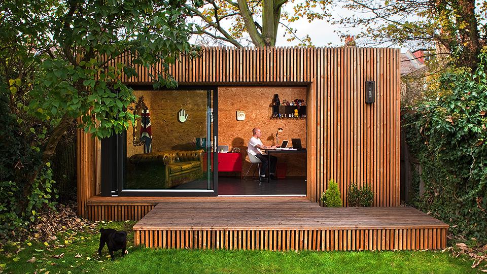 Why every modern garden should have garden studios