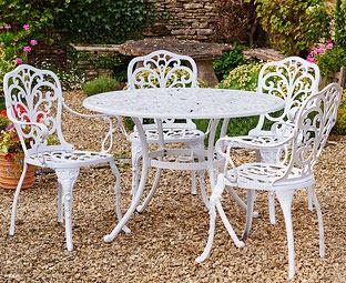 garden table and chairs white garden furniture white wicker modern garden chairs pe rattan ZPATDTZ