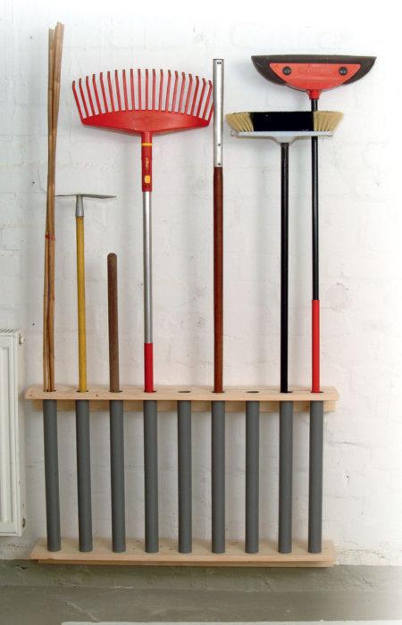 garden tool storage supports for diy tools CZCUSQL