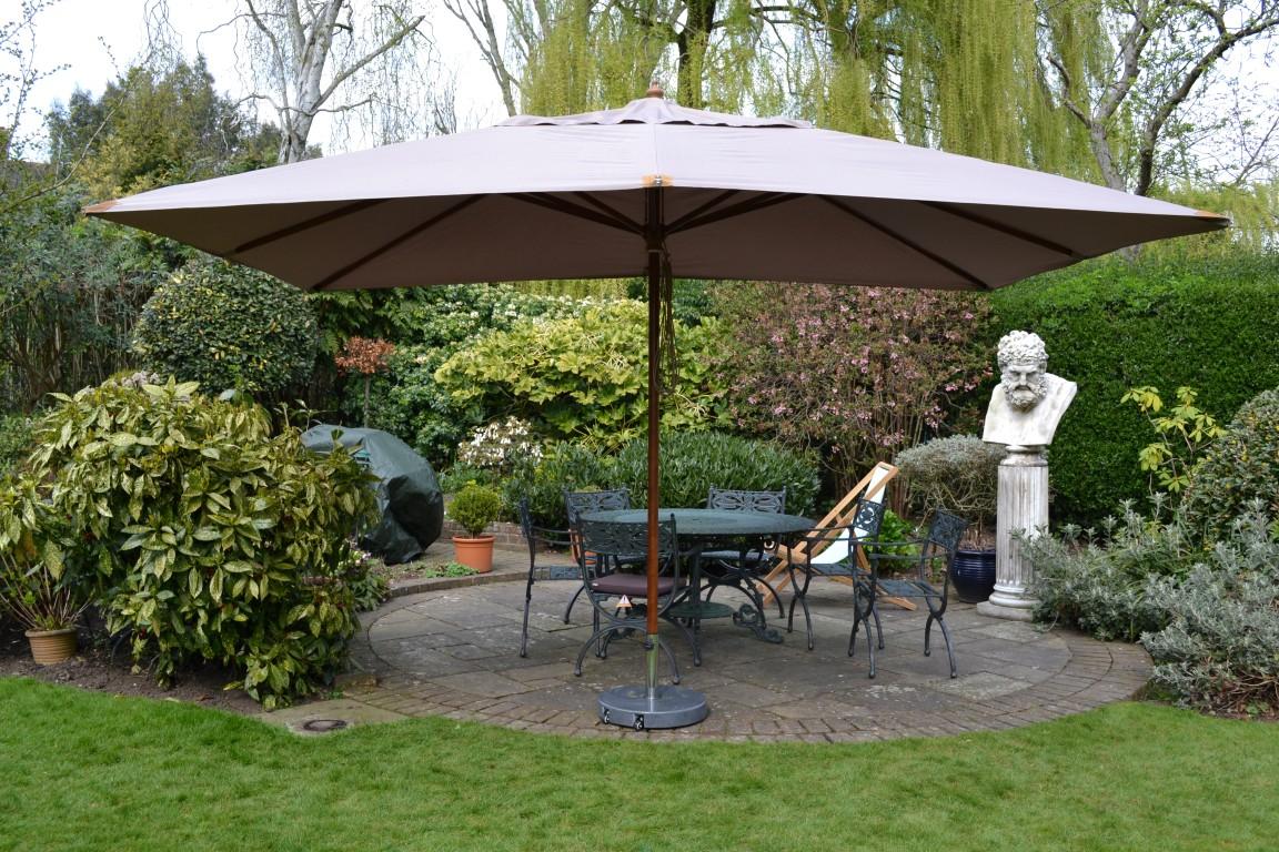 garden umbrellas large garden parasols sloyxfe EERBTCN