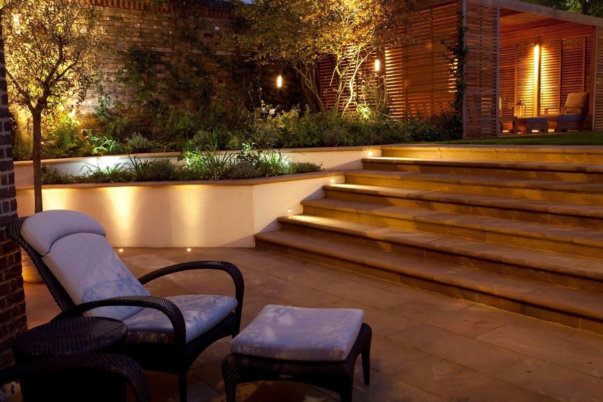 garden wall lights 20 best outdoor garden lights view 2015 - youtube AXOBVIY