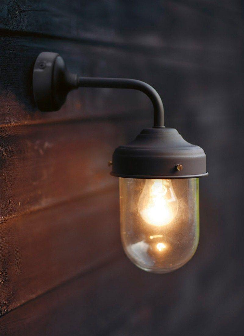 garden wall lights coffee bean barn lamp is a stylish, durable outdoor garden wall light, UXBQRDR