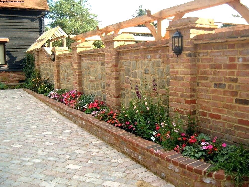 garden walls brick garden brick garden wall chic decorative garden wall bricks garden CVOSWYM