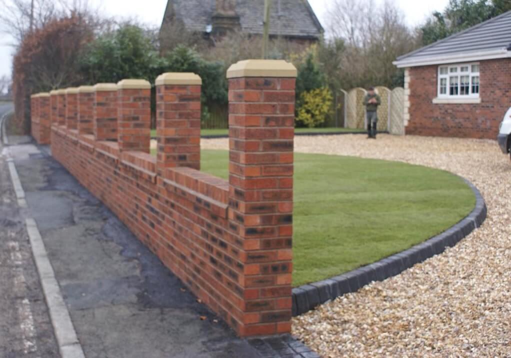 garden walls brickwork   abel landscaping IPSYIBT