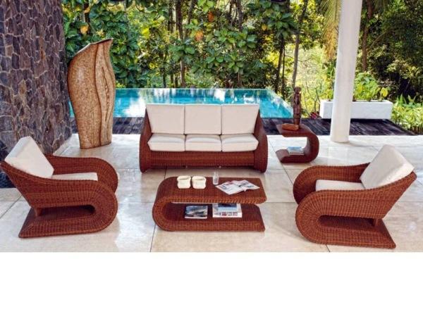 gartenmöbel polyrattan 45 outdoor rattan furniture modern garden garden  furniture clearance DAPBOJY
