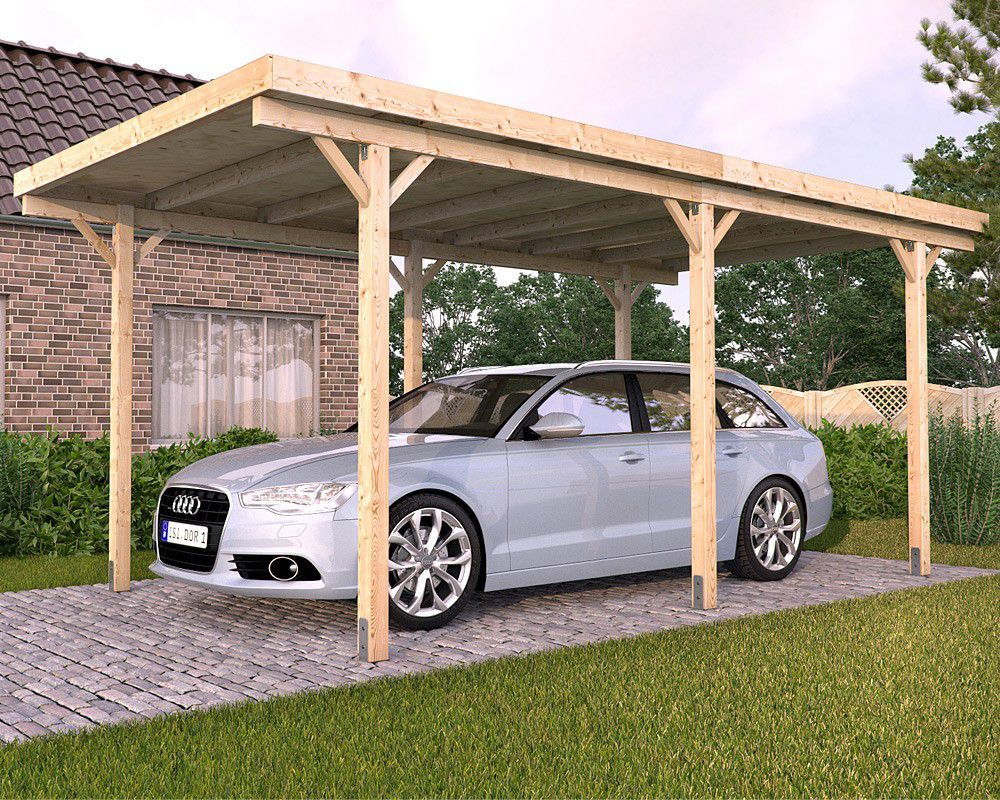 get to know all about wooden carports before you buy one UGSCJNB