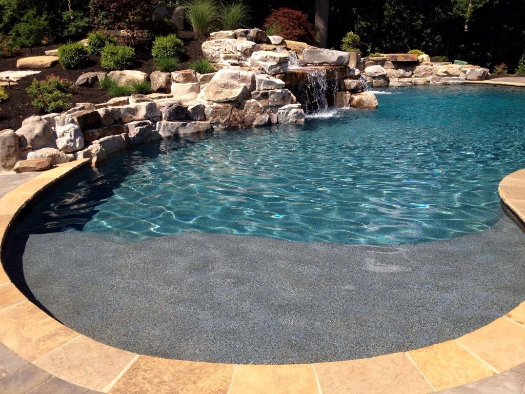 Benefits of having the gunite pool