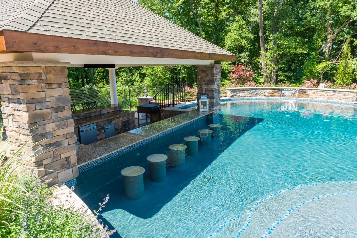 gunite pool designs swimming home design interior RVNXDZJ