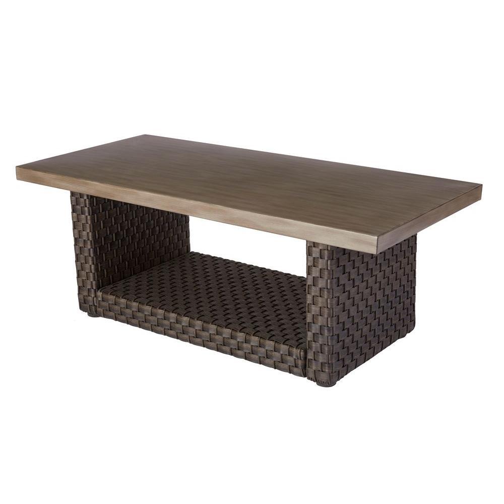 hampton bay moreno valley patio coffee table VISAXXG