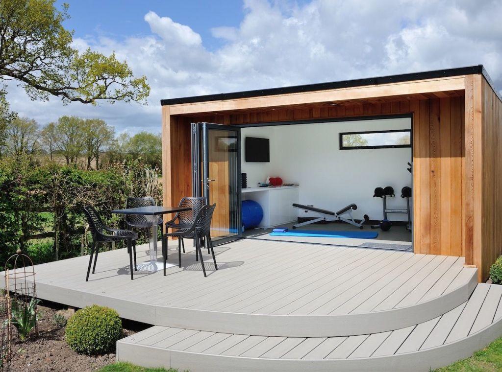 harrison james contemporary garden rooms YAHDOIZ
