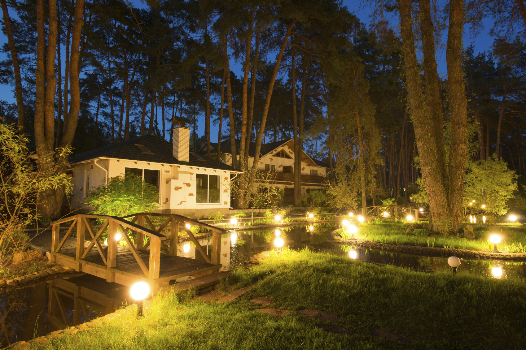 helpful tips for landscape lighting placement UKLRZON