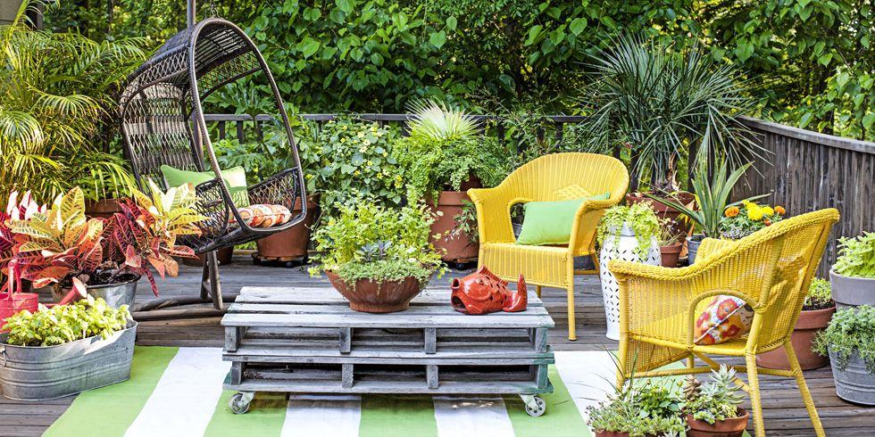 home garden ideas 40+ small garden ideas - small garden designs LAVVING