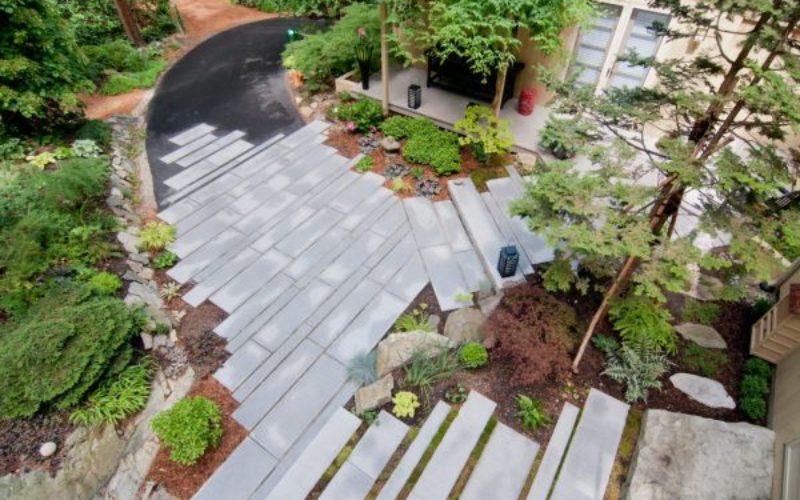 home / landscape design awards. award-winning installation! OJNCFBW