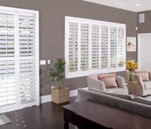 horizontal blinds vs plantation shutters PZQWLJI