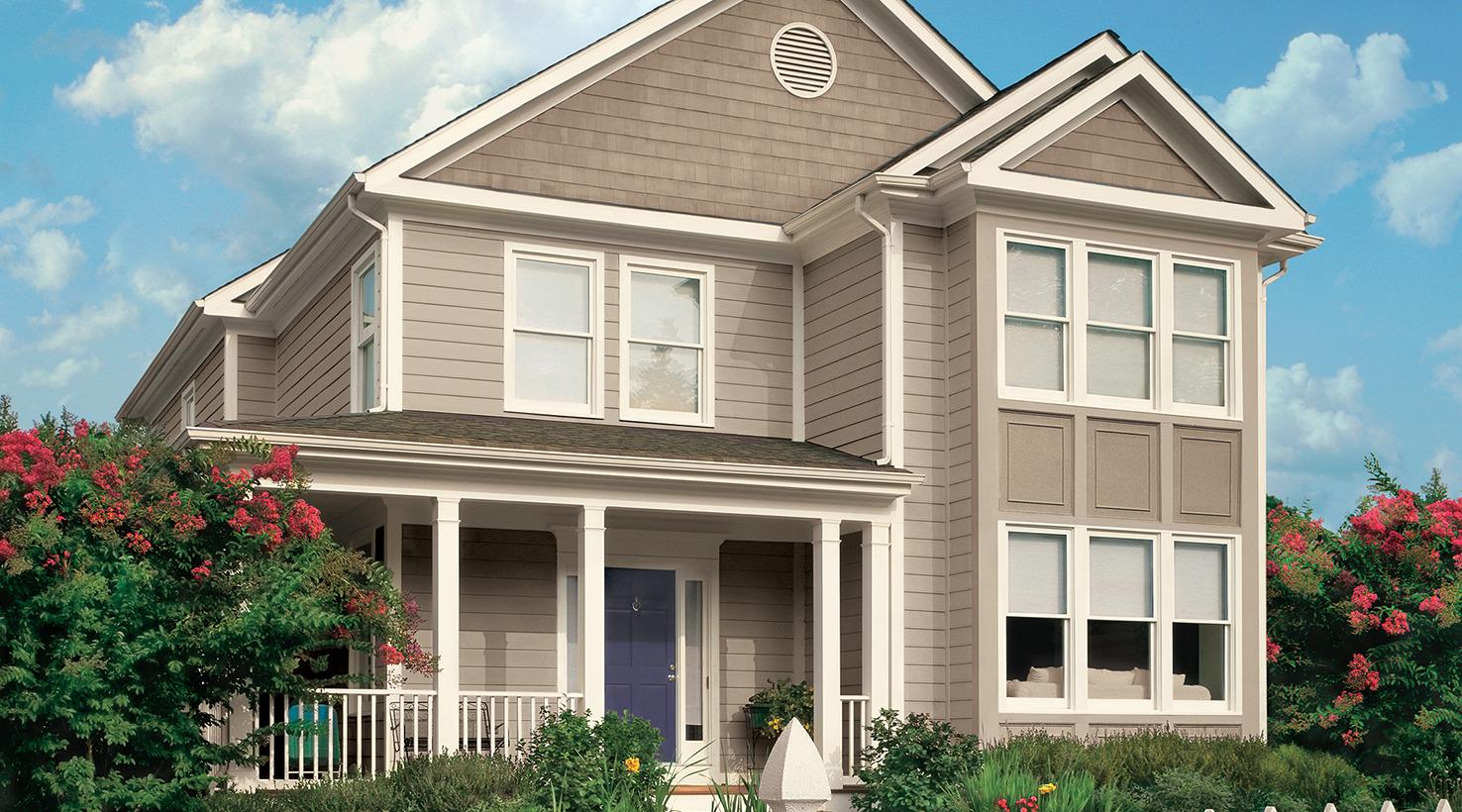 house exterior colors ... neutrals ... UQNMOMY