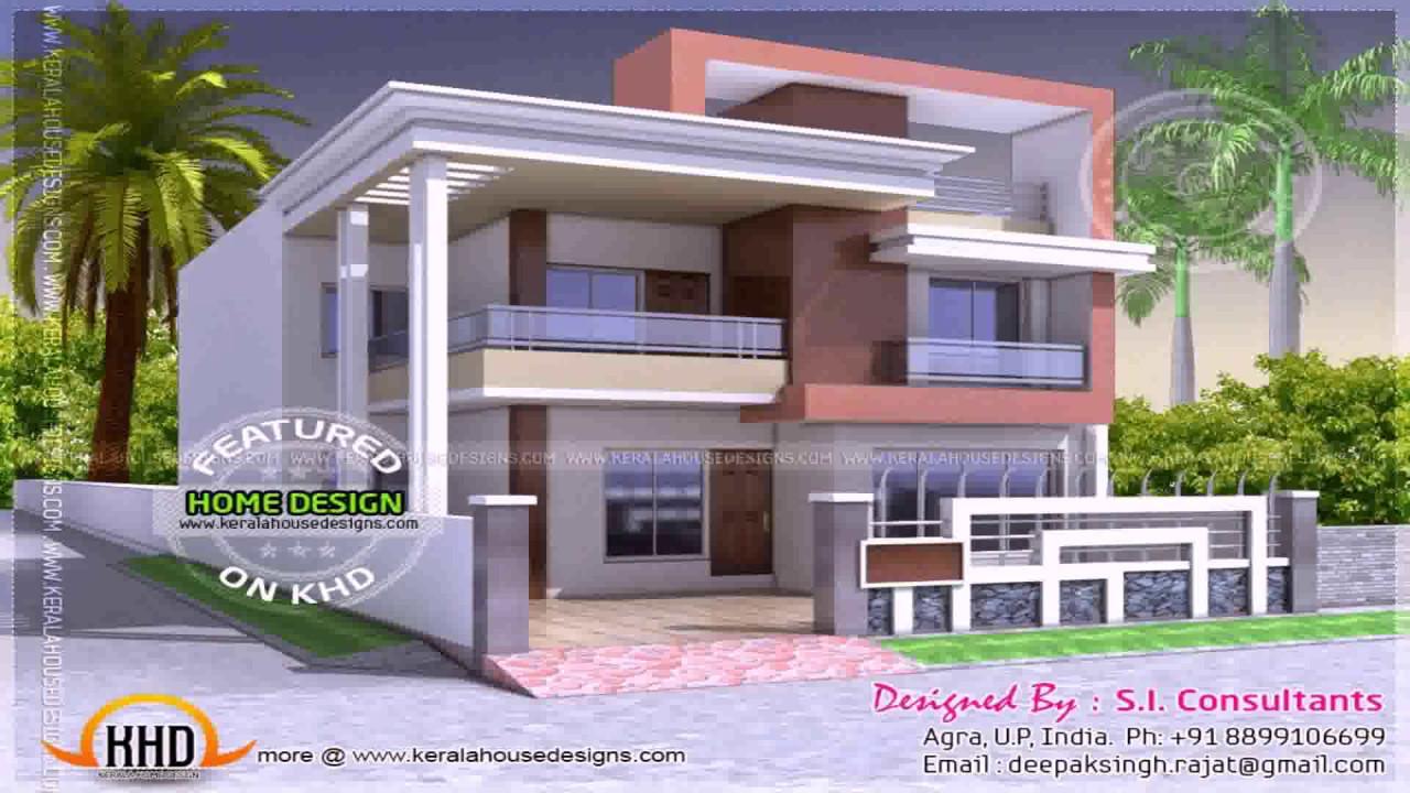 house front design indian style ZREIHIZ