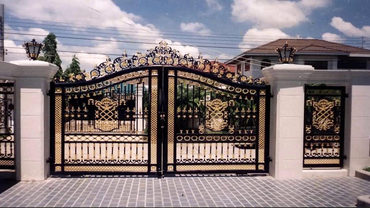 house gate design modern house gate designs philippines FLXWMFM