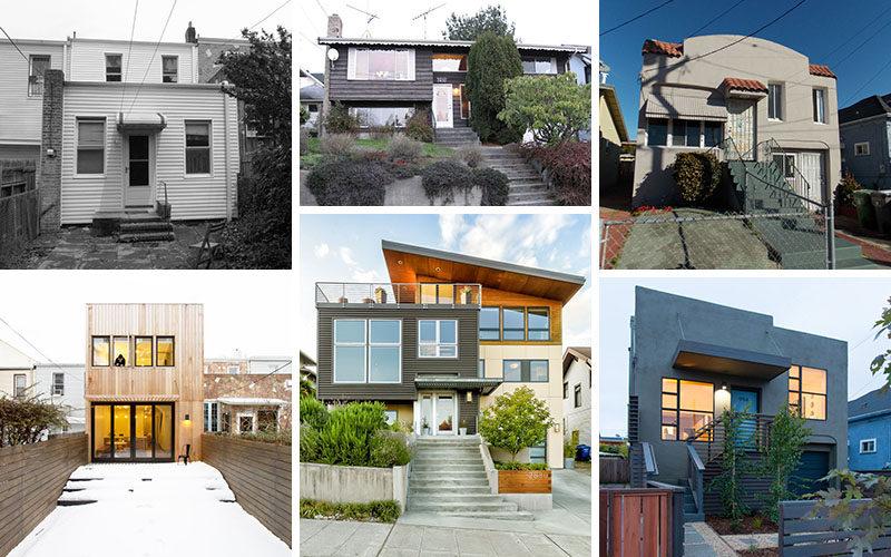 house renovation ideas - 17 inspirational before u0026 after projects JRMNLZT