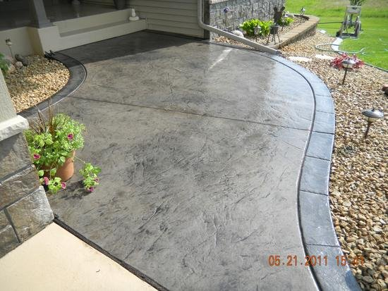 if youu0027re looking to hire the best stamped concrete contractors in salem, FZGRBRY