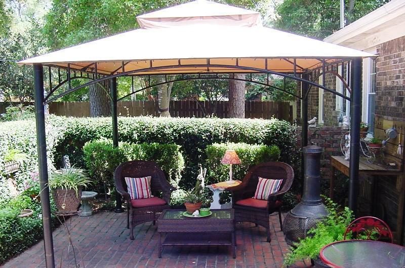 image of: easy to install backyard canopy GXWDZER