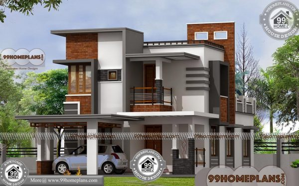 indian house front elevation designs | two story duplex home pictures HJHCKFZ