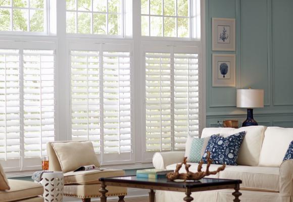 indoor shutters plantation shutters GDTVAXP