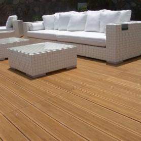 is bamboo decking any good? - the pros u0026 cons GDFQAYJ