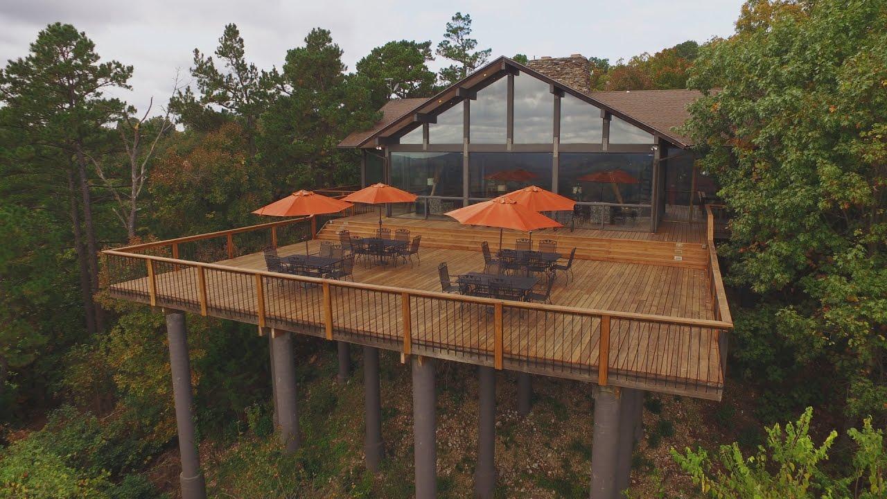kings river deck house | eureka springs, arkansas LLRNIHL